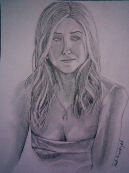 Jennifer Aniston by last.moonlight
